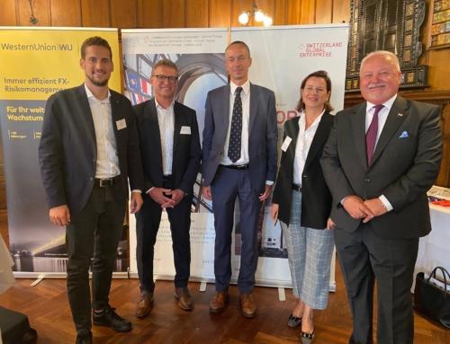 Dan komore Švicarska-srednja Europa